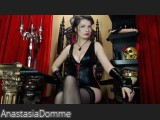 LIVE SEXCAM VIDEO CHAT mit AnastasiaDomme