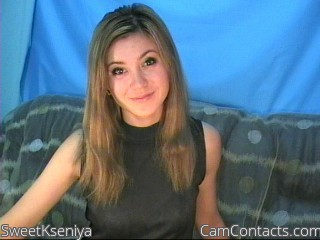 Start VIDEO CHAT with SweetKseniya