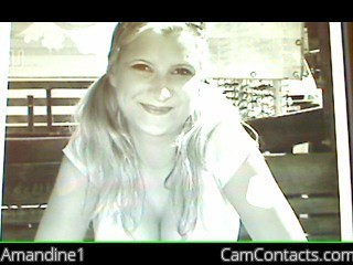Start VIDEO CHAT with Amandine1