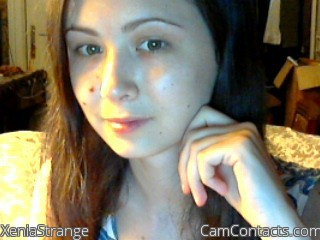 Start VIDEO CHAT with XeniaStrange