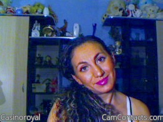 Start VIDEO CHAT with Casinoroyal