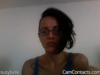 Start VIDEO CHAT with susybelle