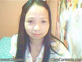 Start VIDEO CHAT with sweet2apples