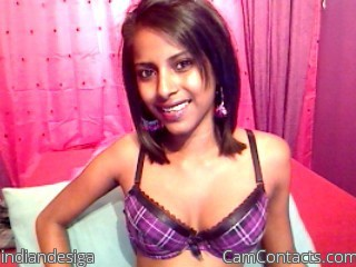 Start VIDEO CHAT with indiandesiga