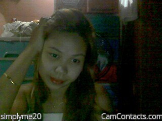 Start VIDEO CHAT with simplyme20