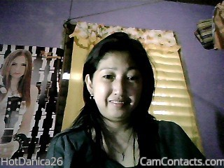 Start VIDEO CHAT with HotDanica26