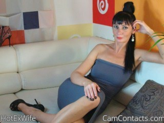 Start VIDEO CHAT with HotExWife