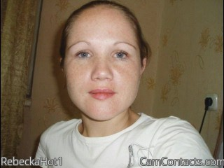 Start VIDEO CHAT with RebeckaHot1