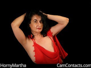 Start VIDEO CHAT with HornyMartha