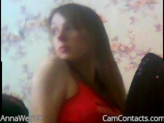 Start VIDEO CHAT with AnnaWet19