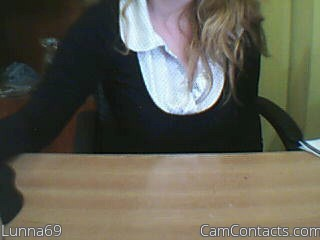 Start VIDEO CHAT with Lunna69