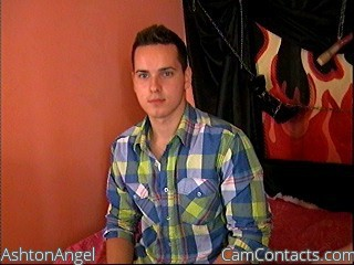 Start VIDEO CHAT with AshtonAngel