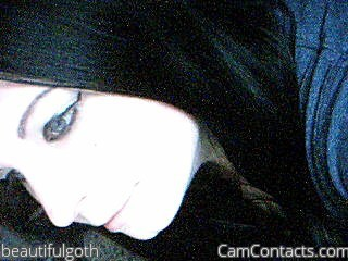 Start VIDEO CHAT with beautifulgoth