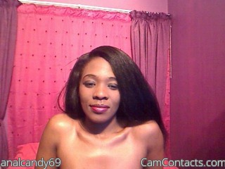 Start VIDEO CHAT with analcandy69