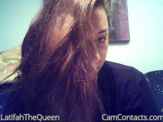 Start VIDEO CHAT with LatifahTheQueen