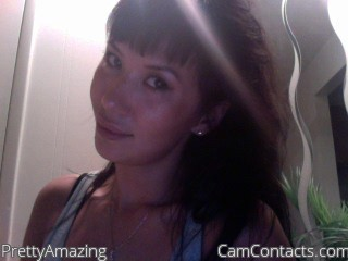 Start VIDEO CHAT with PrettyAmazing