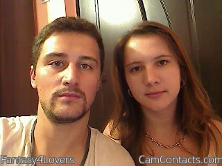 Start VIDEO CHAT with Fantasy4Lovers