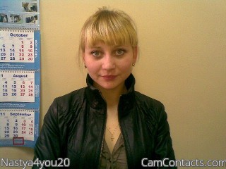 Start VIDEO CHAT with Nastya4you20