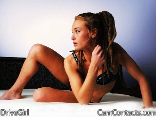 Start VIDEO CHAT with DriveGirl