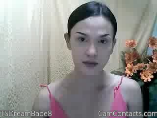 Start VIDEO CHAT with TSDreamBabe8