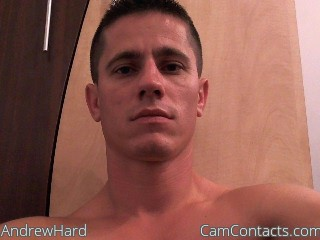 Start VIDEO CHAT with AndrewHard