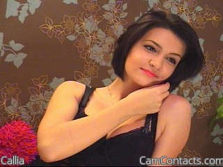 Start VIDEO CHAT with Callia