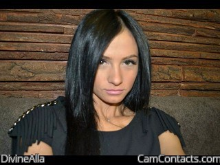 Start VIDEO CHAT with DivineAlla
