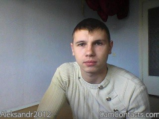 Start VIDEO CHAT with Aleksandr2012