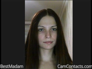 Start VIDEO CHAT with BestMadam