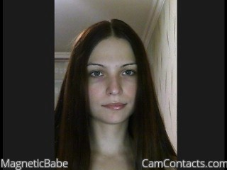 Start VIDEO CHAT with MagneticBabe