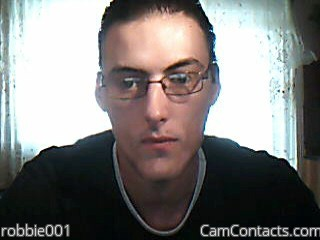 Start VIDEO CHAT with robbie001