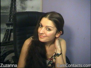 Start VIDEO CHAT with Zuzanna