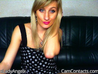 Start VIDEO CHAT with xLadyAngelx