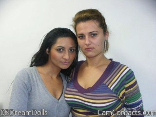 Start VIDEO CHAT with 02DreamDolls