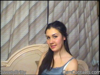 Start VIDEO CHAT with SweetyBritty