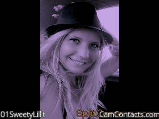 Start VIDEO CHAT with 01SweetyLillit
