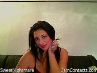 Start VIDEO CHAT with SweetNightmare