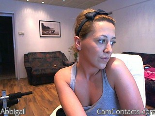 Start VIDEO CHAT with Abbigail