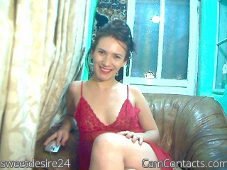 Start VIDEO CHAT with sweetdesire24