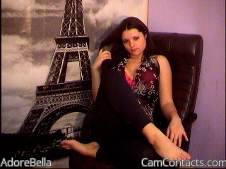 Start VIDEO CHAT with AdoreBella