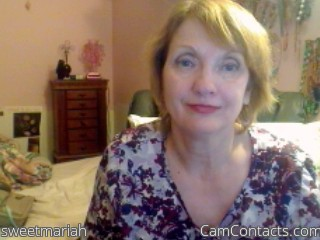 Start VIDEO CHAT with sweetmariah