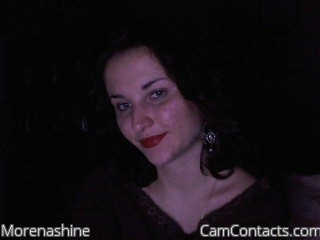 Start VIDEO CHAT with Morenashine