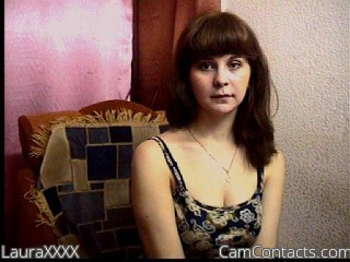 Start VIDEO CHAT with LauraXXXX