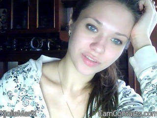 Start VIDEO CHAT with XJolieMariX
