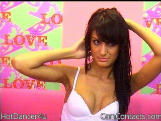 Start VIDEO CHAT with HotDancer4u