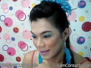 Start VIDEO CHAT with TRANNYCUTQUEEN
