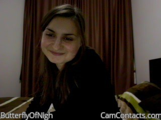 Start VIDEO CHAT with ButterflyOfNigh
