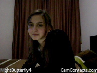Start VIDEO CHAT with NightButterfly4