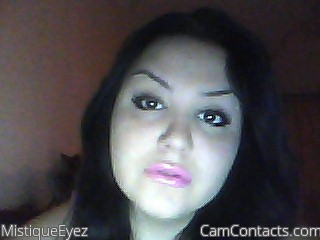 Start VIDEO CHAT with MistiqueEyez