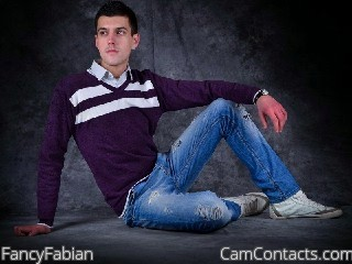 Start VIDEO CHAT with FancyFabian